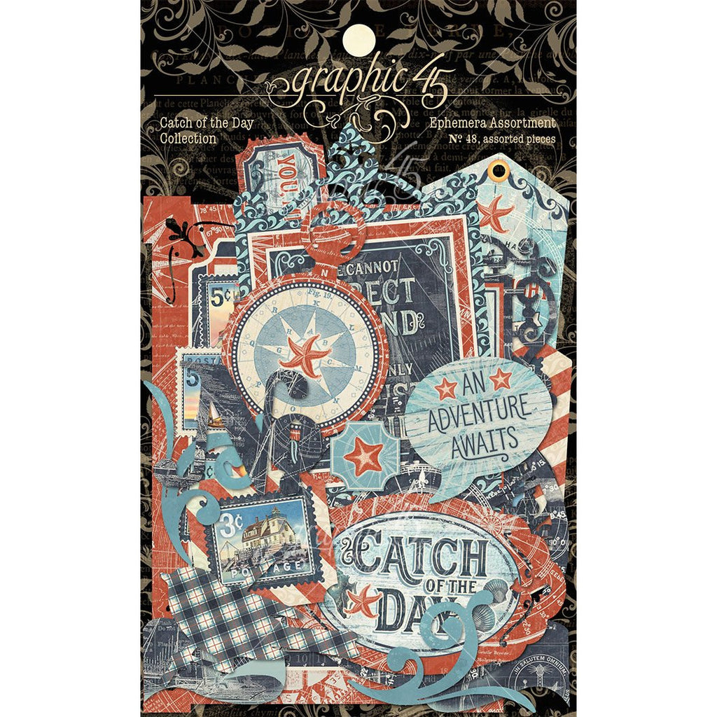 G45 Catch of the Day Die Cut Assortment