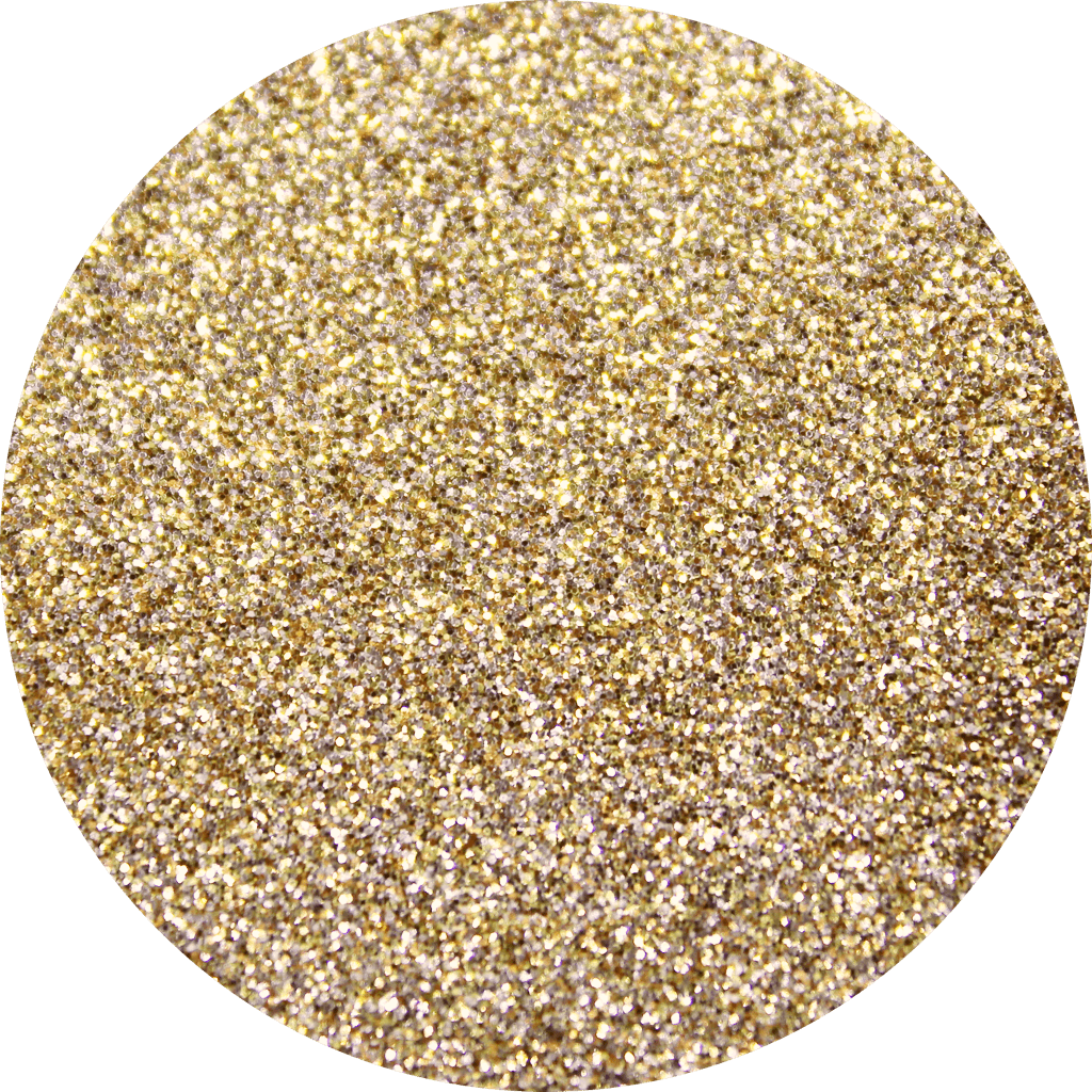 Art Glitter Ultrafine Glitter - White Gold
