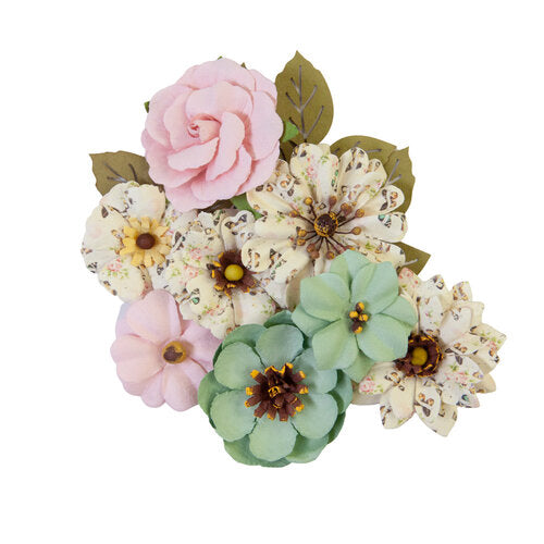 Prima - My Sweet - Flowers - Sewn Together - 2876