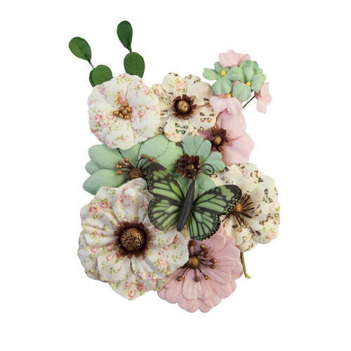 Prima - My Sweet - Flowers - Sewn With Love - 2845
