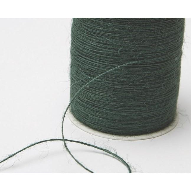 Jute Burlap String Cord Ribbon - Green