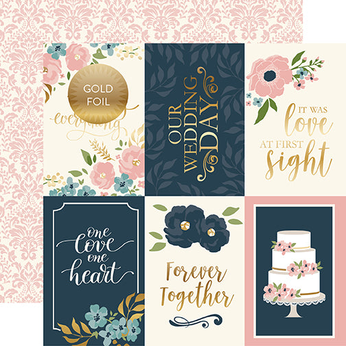 Echo Park Just Married Collection Kit