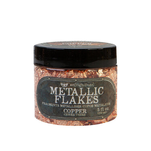 Prima - Art Ingredients - Metal Flakes - Copper