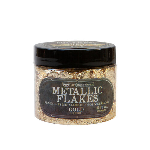 Prima - Art Ingredients - Metal Flakes - Gold