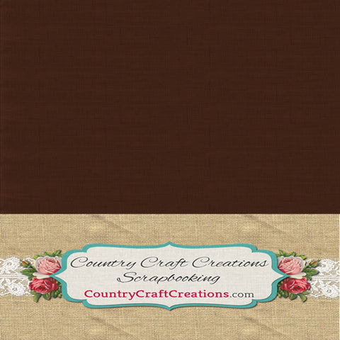 Artisan Cardstock Burgundy / Single Sheets