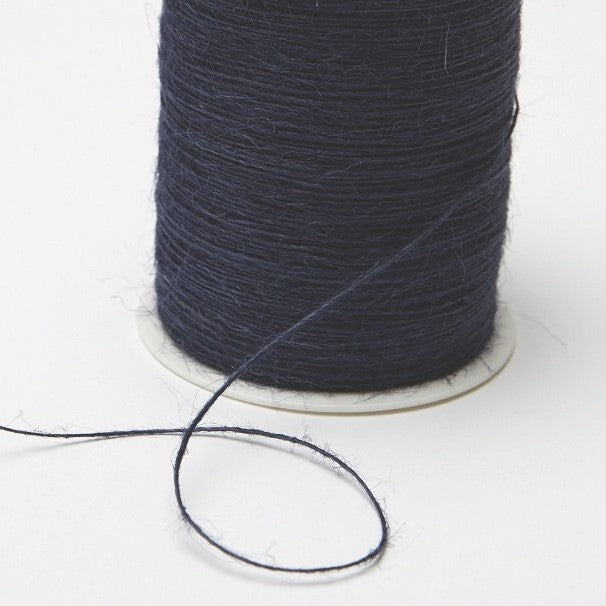 Jute Burlap String Cord Ribbon - Navy