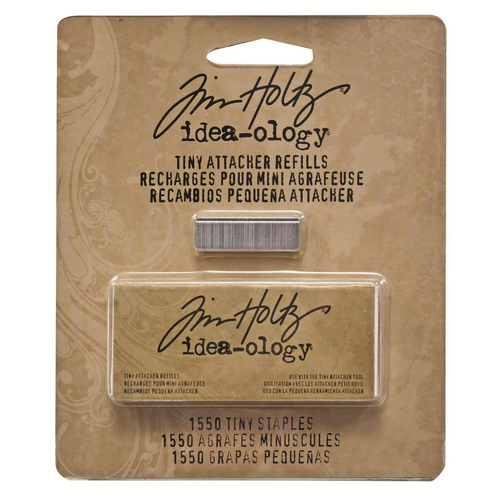 Tim Holtz Tiny Attacher Refill