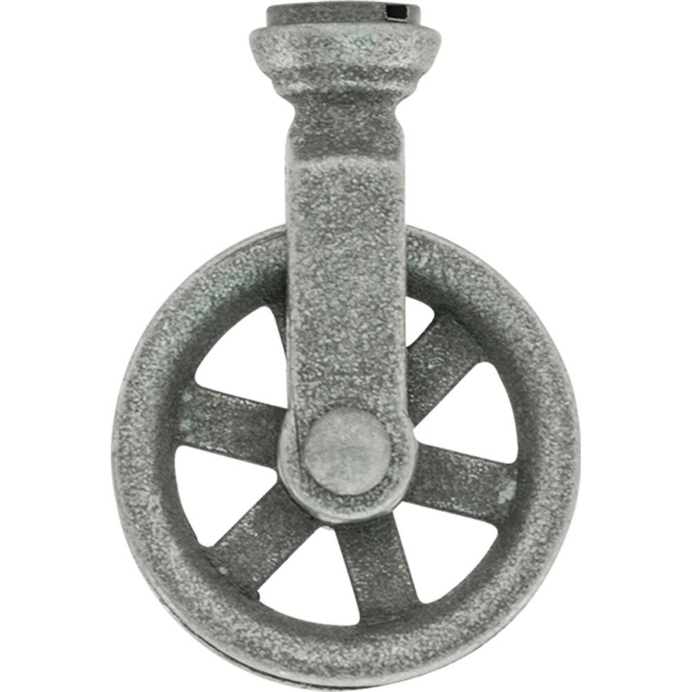 Tim Holtz Idea-Ology Idea-Ology Metal Mini Pulley Wheels 4/Pkg