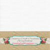 Artisan Linen Cardstock White / Single Sheets