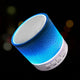 Colorful LED Mini Wireless Portable Bluetooth Speaker