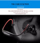 Wrap-Around Sport Wireless Bluetooth 3.0 Headphones