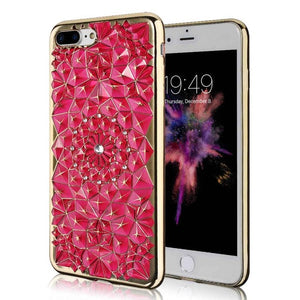 High Quality Glitter and Diamond Skin iPhone 6 Phone Case