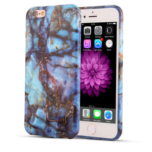 Fashionable Marble Stone Print Phone Cases For iPhone