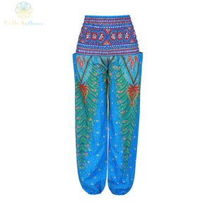 Women's Nepalese Style Loose Free Size Pants