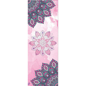 Soft and Portable Yoga Mat/Towel