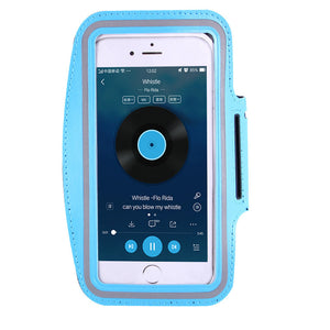 Waterproof Sports and Running Arm Band iPhone Case