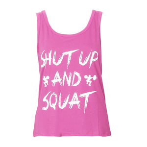 NEW Women's Workout and Gym Tank Top T-Shirt
