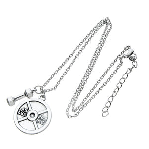 Bodybuilding Gym Necklace