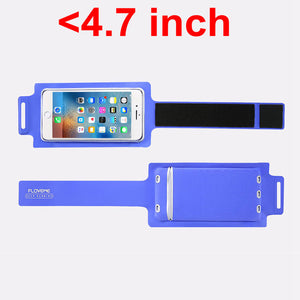 Sport Armband Case Mobile Phone Holder Running Wristband Hand Bag Phone Case Jogging