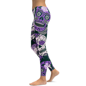 High Waist Gym Yoga Running Fitness Leggings Pants Workout Clothes