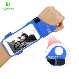 GYM Sport Running Armband Phone Cases Jogging Handle Bag Cover