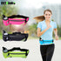Universal 6 inch Waterproof Sport GYM Running Waist Belt Pack Phone Case Bag