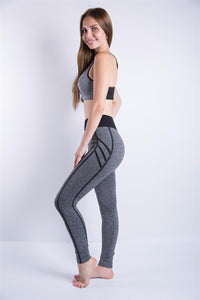 High Waist Sports Pants Gym Clothes Running Training Tights Yoga Pants