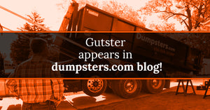 Gutster appears in dumpsters.com blog!