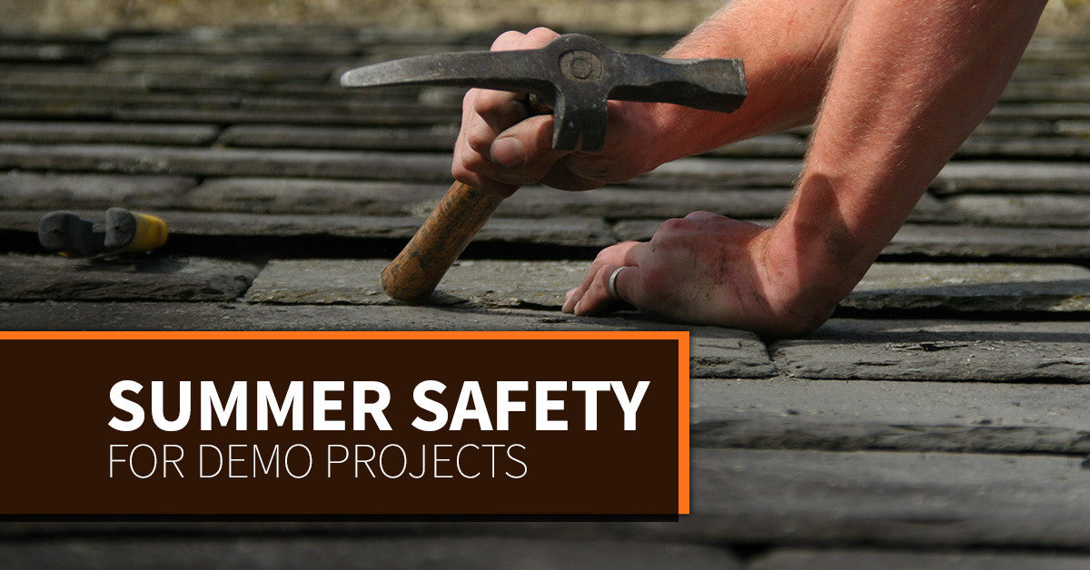 Summer Safety For Demo Projects