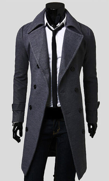 Mens Trench Coat