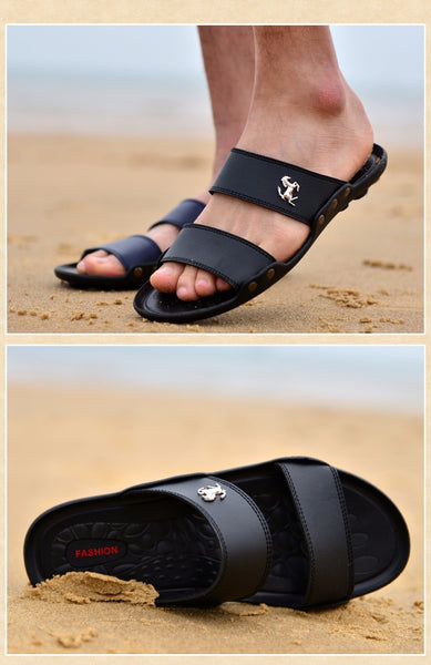 Men's Sandals Casual Slippers