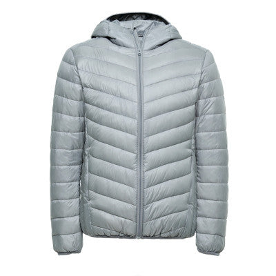 Mens Down Jacket Duck Down