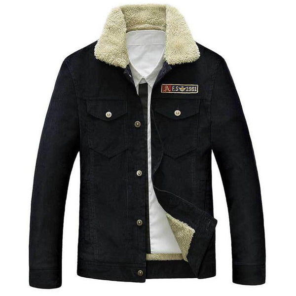 Men's Jacket Autumn Winter Warm
