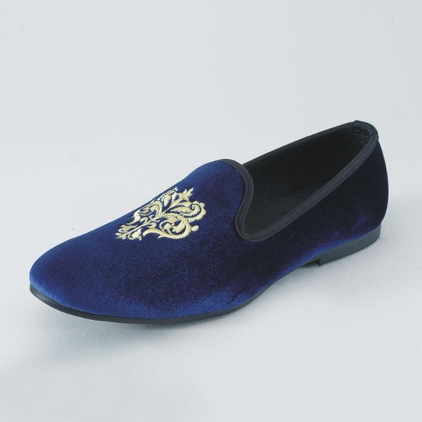 Velvet Shoes Men's Big Size US 7-13