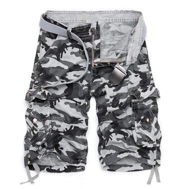 New Summer Bermuda Masculina Shorts