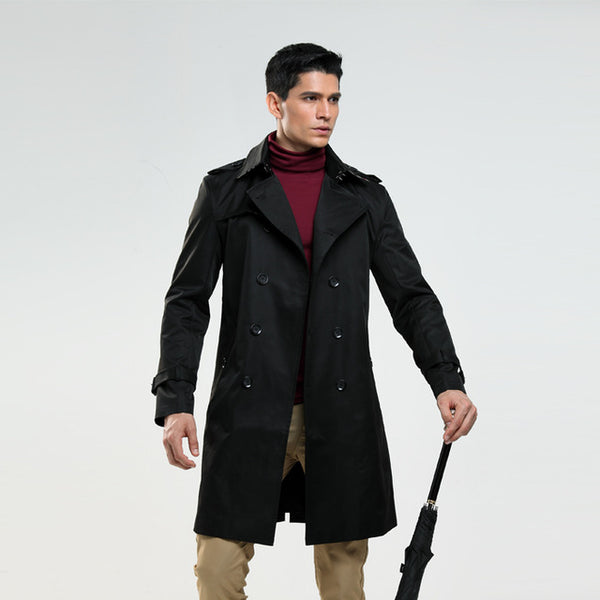 Long Cloak English Style