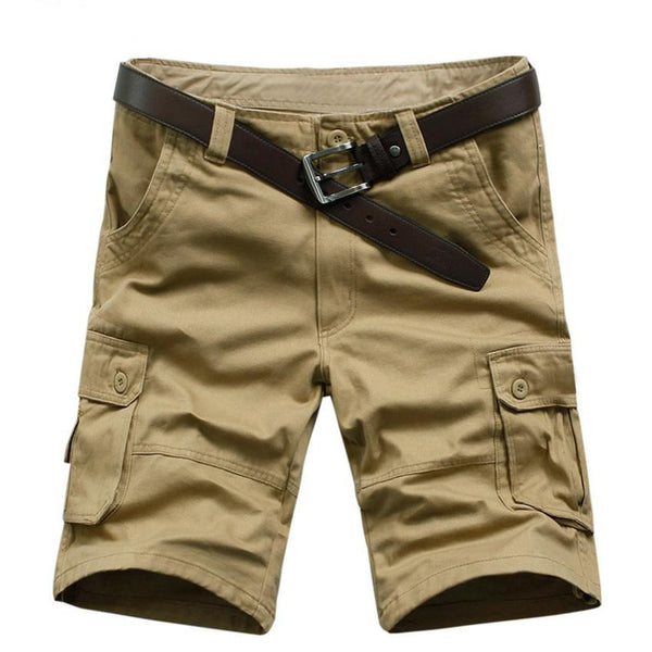 Mens Military Casual Shorts