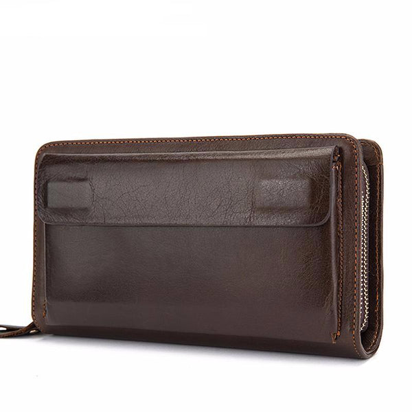Long Male Purse