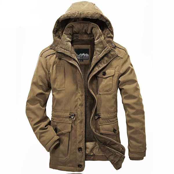 Top Quality Men's  Winter Jacket