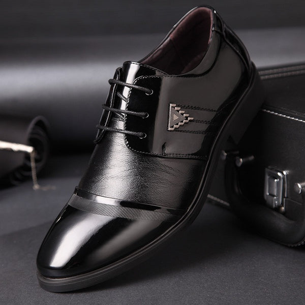 Casual Men Leather Shoes
