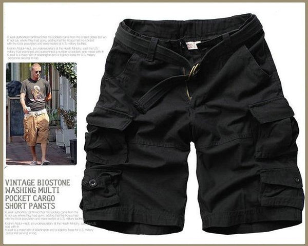 Camouflage Mens Shorts