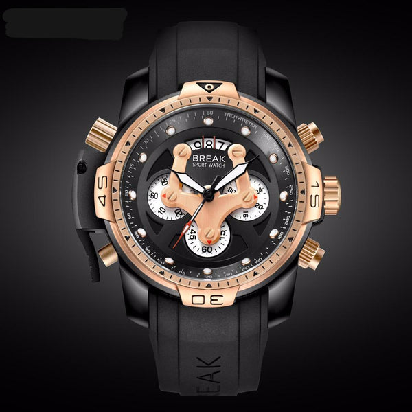 Quartz Waterproof Wristwatches