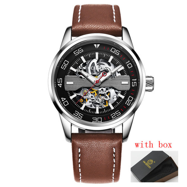 Business Wristwatch Male