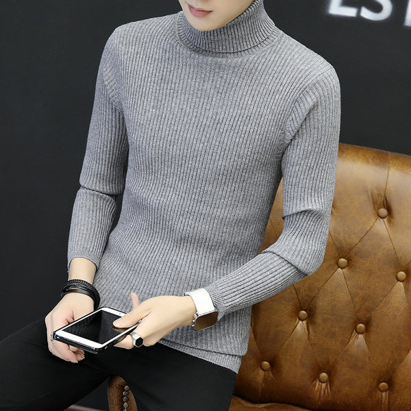 Fashion Korean Men's Sweater