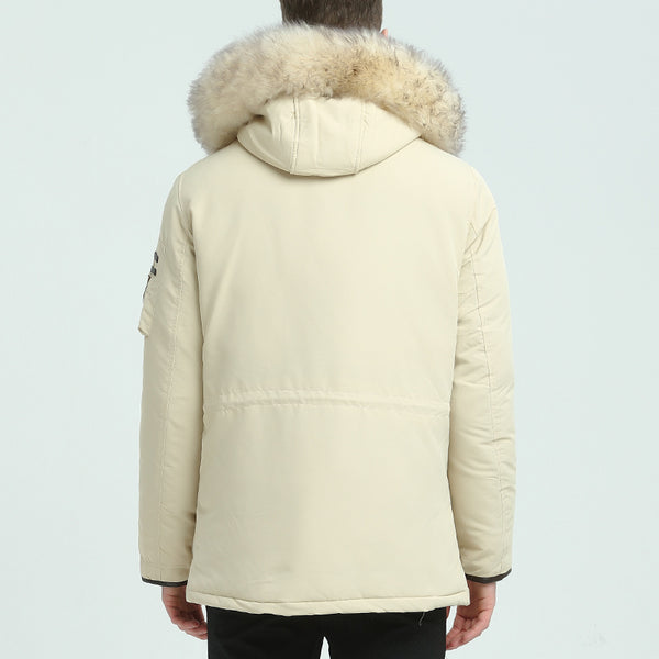 2017 Winter New Men's Jacket Hooded