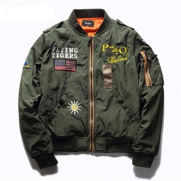 Bomber Jacket US