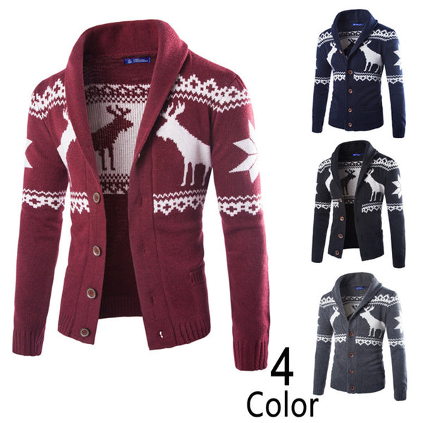 Men's Winter Cardigans High Quality
