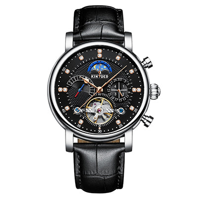 Skeleton Watch Men's
