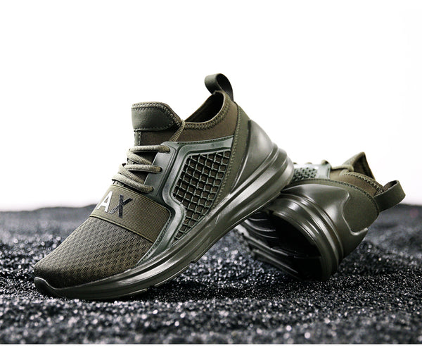 Running Shoes Breathable Mesh Men's