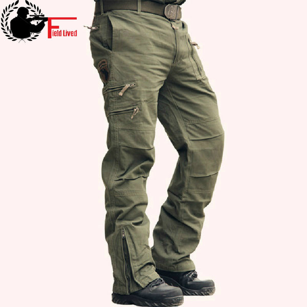 Tactical Pants Male Camo